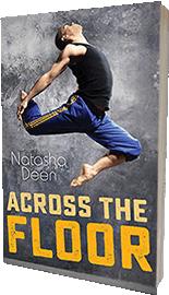 Across The Floor by Natasha Deen