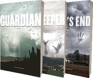 The Guardian series by Natasha Deen