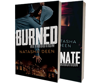 The Retribution series by Natasha Deen author