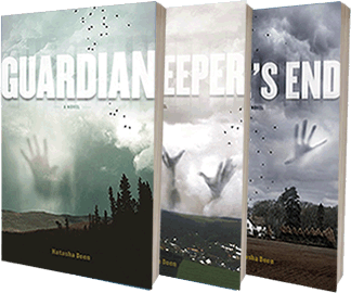 The Guardian series by Natasha Deen