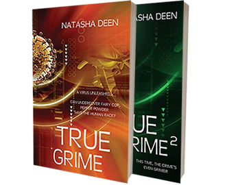 The True Grime series by Natasha Deen