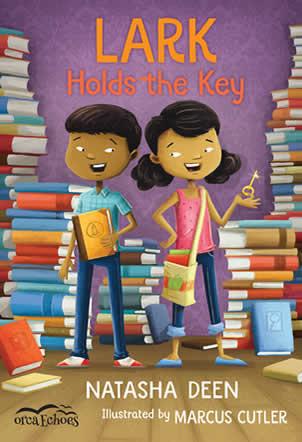 Lark Holds the Key by Natasha Deen