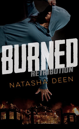 Burned by Natasha Deen