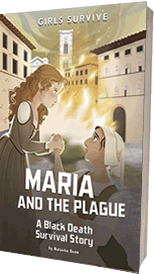 Maria and the Plague by Natasha Deen